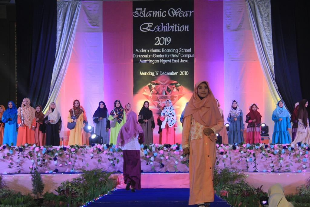 IslamiIc Wear Exhibition; It isn't just fashion its about mentality