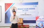 Seminar LPDP - Reach Your Desire By LPDP