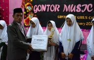 Kelas 3 Intensif Raih Juara 1 Gontor Music Talent (GMT)