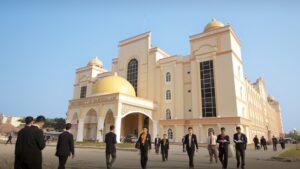 Gedung Terpadu Universitas Darussalam Gontor