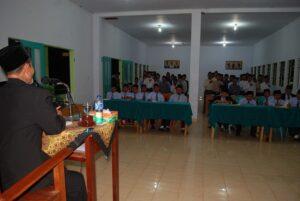 Suasana Kuliah Umum di PMDG Kampus 11, Sulit Air.