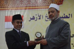 Grand Syaikh Al-Azhar Membuka Peringatan 90 Tahun PM Darussalam Gontor (2)