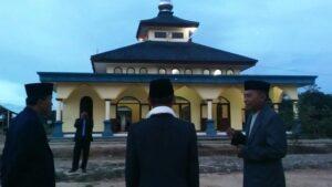 Inspeksi K.H. Hasan Abdullah Sahal di Kampus 8 Labuhan Ratu Lampung Timur