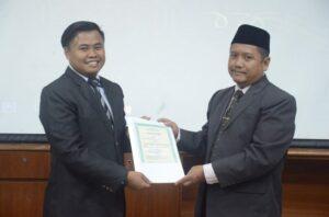 Ketua IKPM Cabang Malaysia bersama PP IKPM